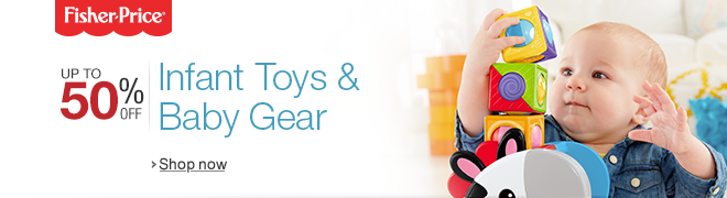 Up to 50% off on Fisher Price Toys & Games