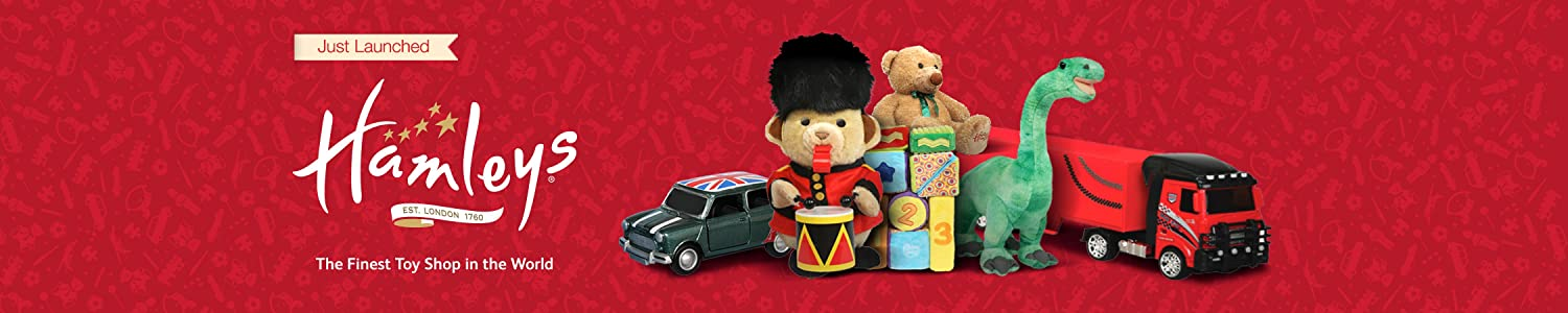 Just Launched Hamleys