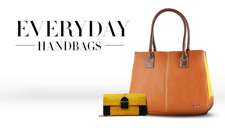 Casual Handbags : Buy Daily Use Bags & Handbags Online in India ...