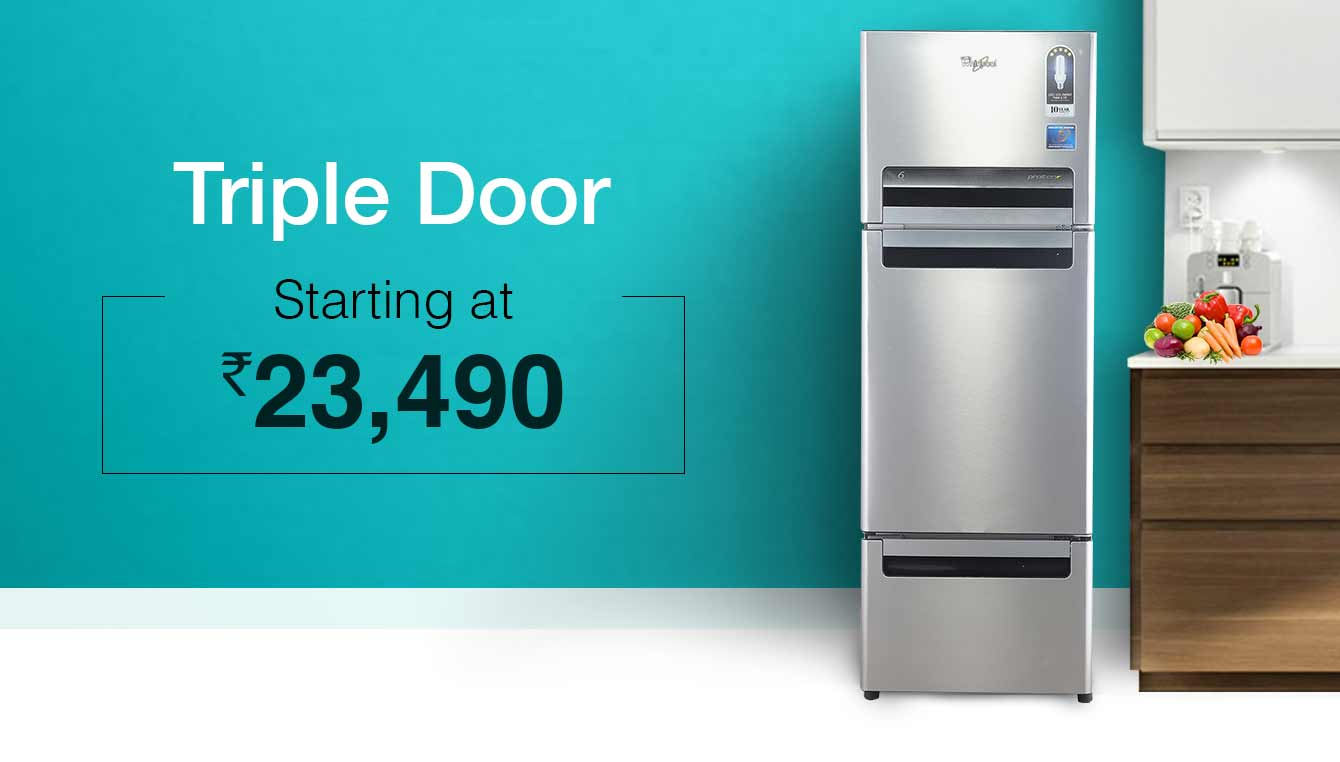 Refrigerators Buy Single Double Door Amp Multi Door Fridge