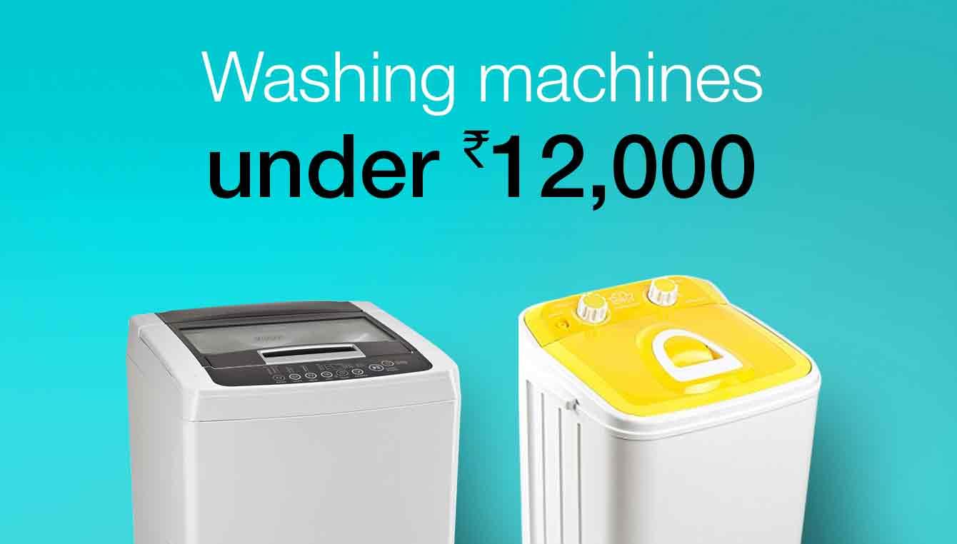 low cost washing machine
