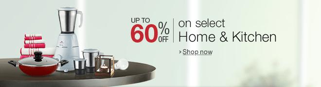 Amazon Home Appliances Sale Upto 60% Discount