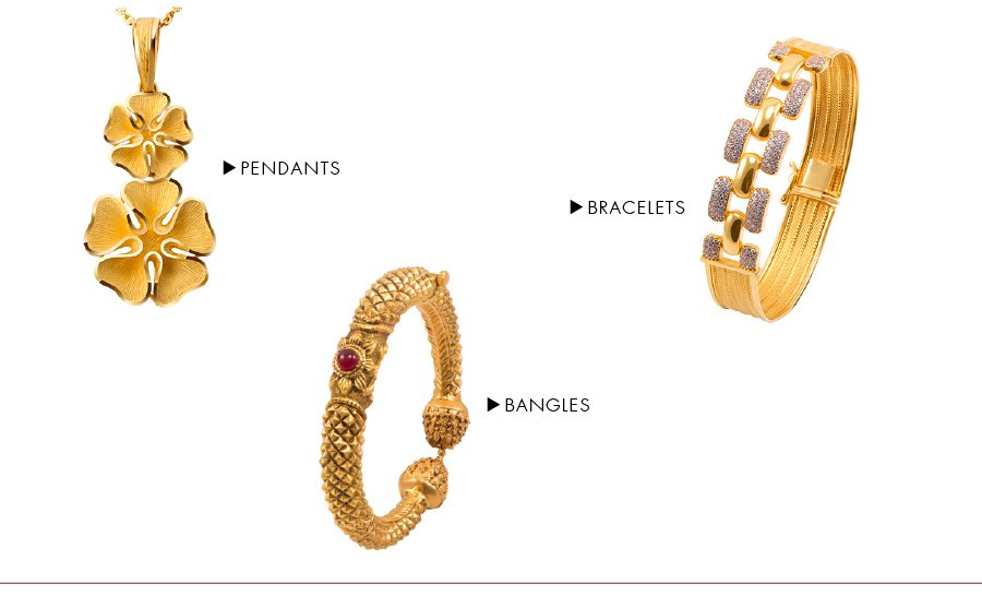 Jos Alukkas Traditional Temple Sets - Jewellery Designs