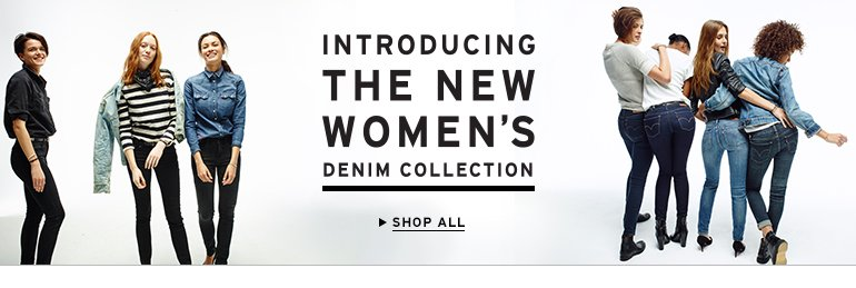 LEVI'S WOMEN'S COLLECTION