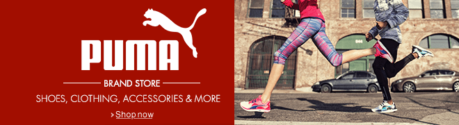 Puma Brand Store: Shoes, Clothing, Accessories and more