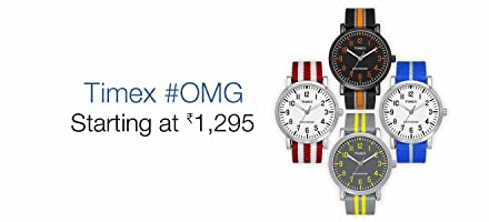 Timex OMG Collection
