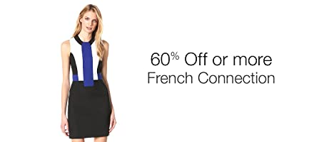 French Connection: 60% off or more
