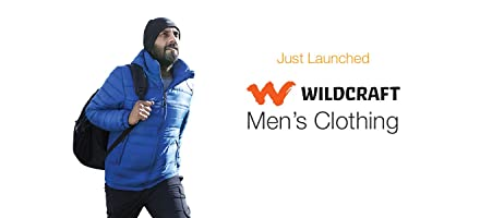 Wildcraft clothing launch
