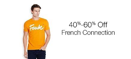 FCUK: 40-60% off