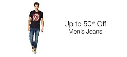 Denim 50% off