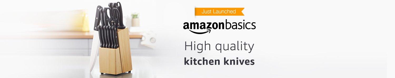 AmazonBasics Knives