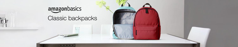 AmazonBasics classic backapcks