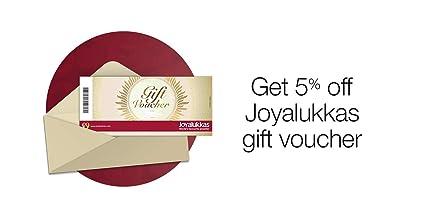 Get 5% off Joyalukkas gift voucher