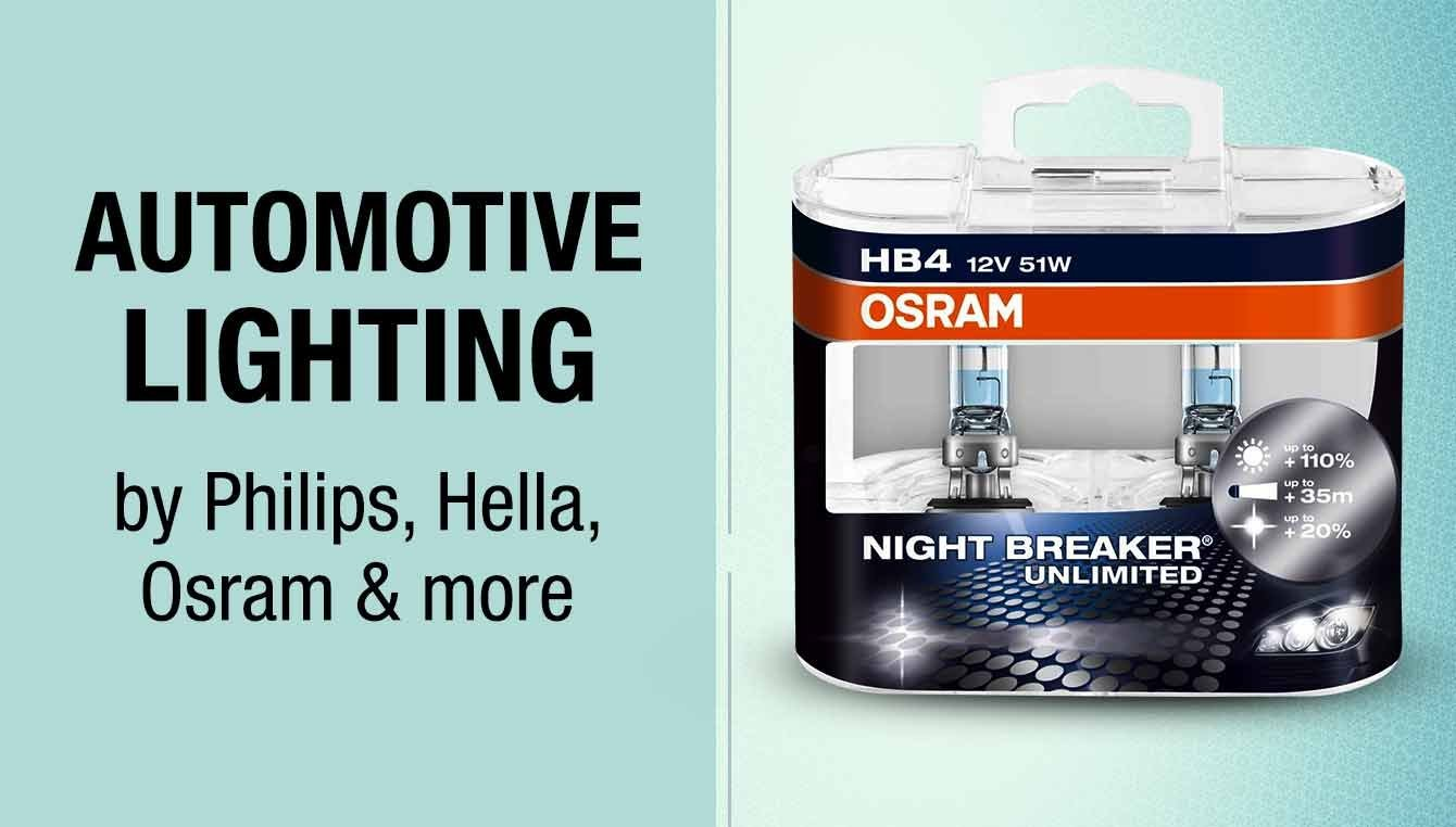 Lighting for your vehicle