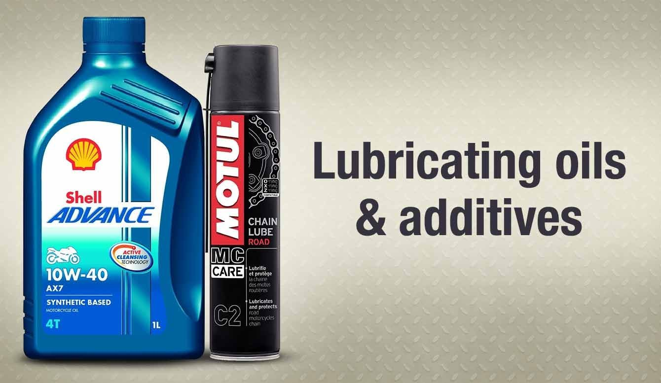 Lubricants, oild and additives