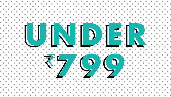 Under 799