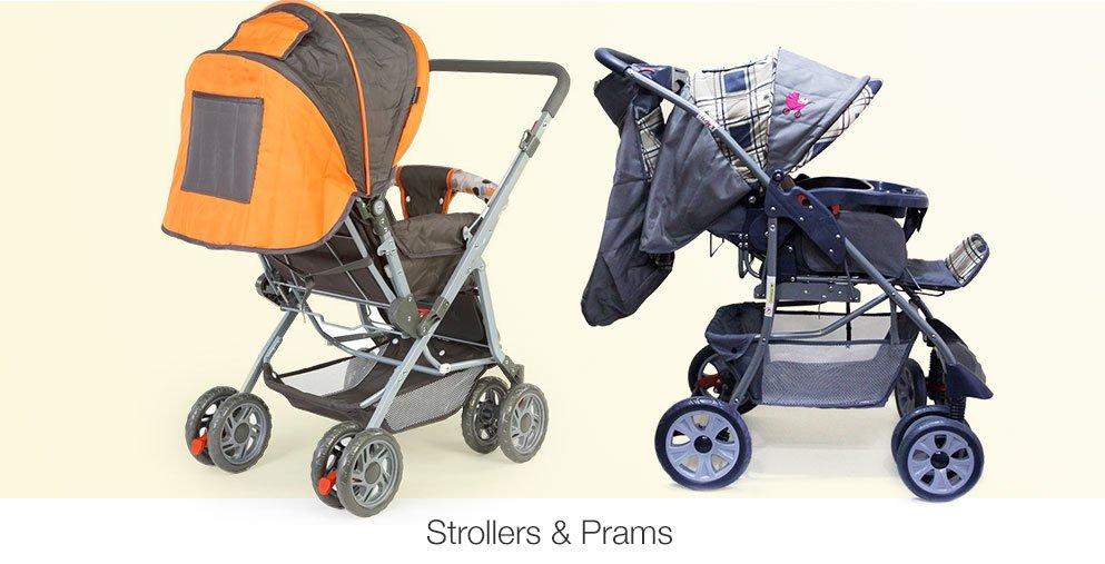 Strollers & Prams
