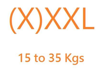 XXL/XXXL (15-35kgs)