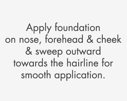 Foundation brush, how to choose foundation brush, how to use foundation brush, buy foundation brush