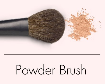 Powder Brush, how to buy powder brush, buy powder brush, choose powder brush, how to use powder brush