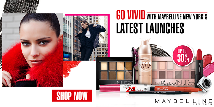 Maybelline store