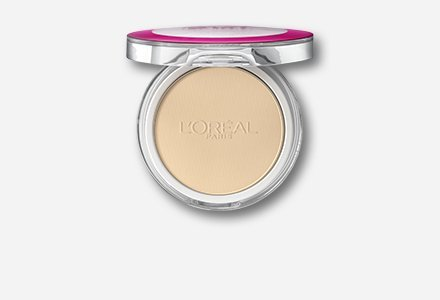 L'Oreal Paris Mat Magique All-In-One Pressed Powder N6 Nude Honey, 6g