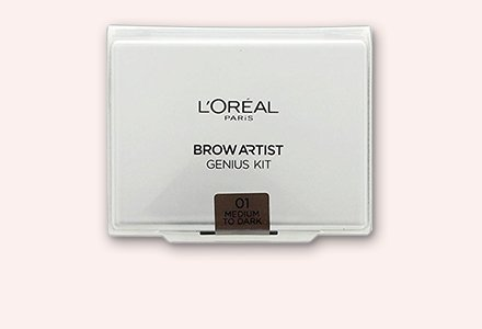NYX Eyebrow Cake Powder Dark Brown/Brown