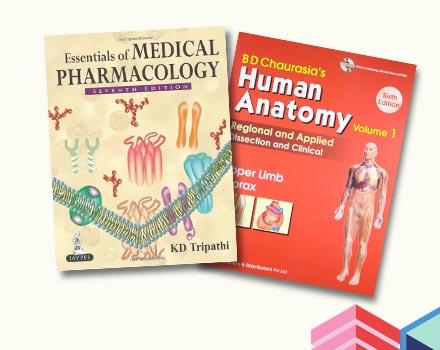 All medical textbooks