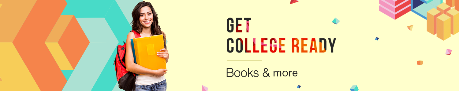 Back to College- Books