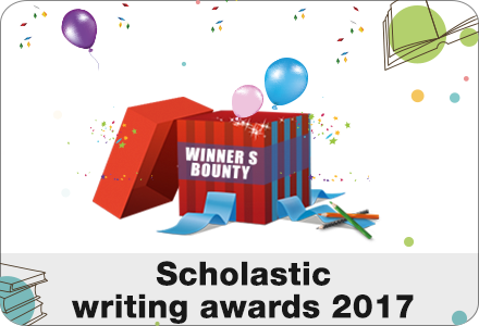 Scholastic writing awards 2017
