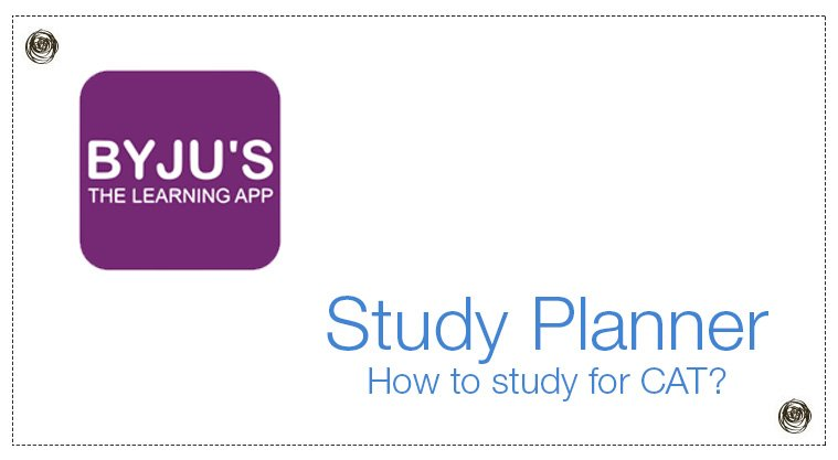 BYJU study planner