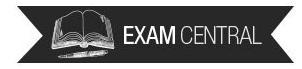 Exam central logo