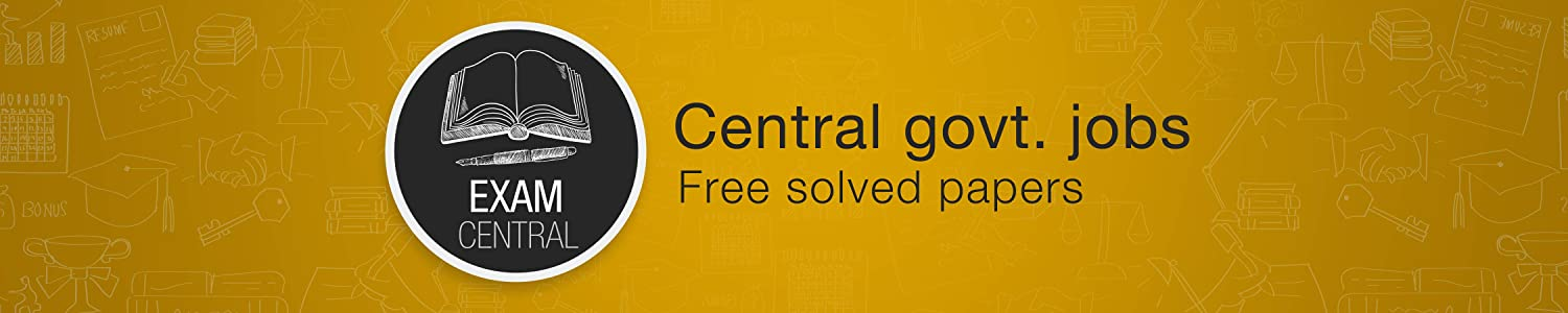 Exam Central - SSC CGL