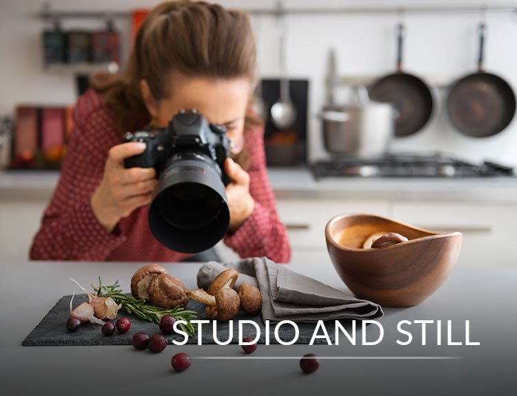 Studio & Still