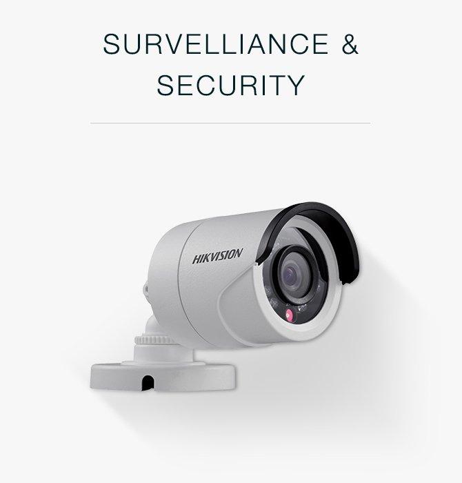 Security & Serveillance