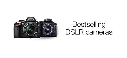 Bestselling DSLR cameras