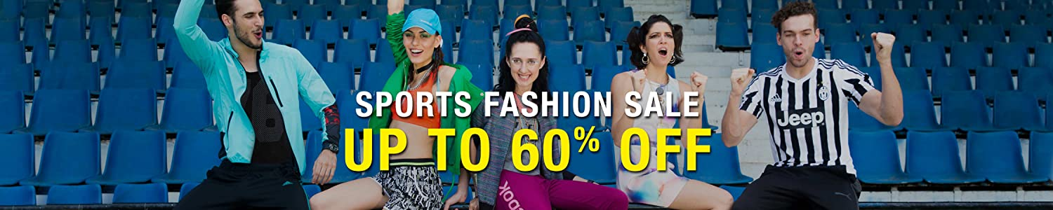 Sports Fashion Sale