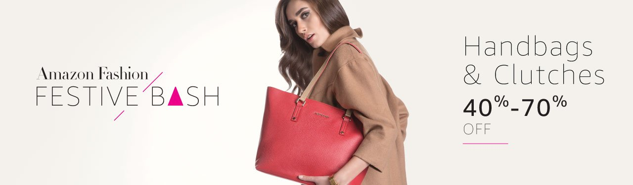 40%-70% off Handbags & clutches