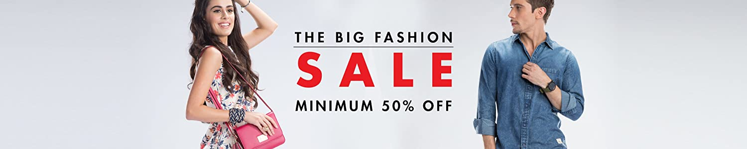 The Big Fashion Sale