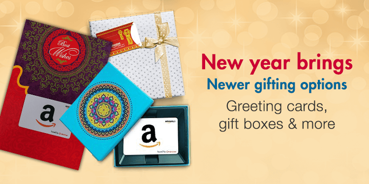 New Year Gifting