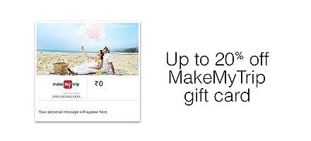 Get 20% off MakeMyTrip Instant Voucher