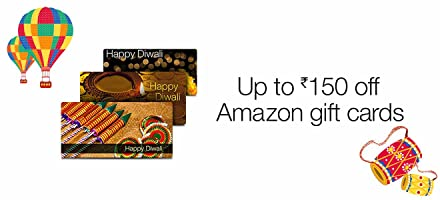 Up to Rs 150 off E-Mail Gift Cards