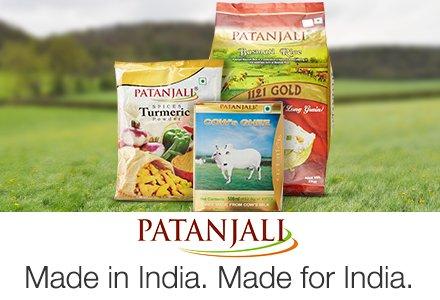 Patanjali foods
