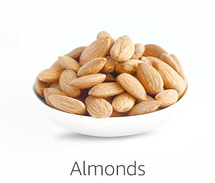 how to grow almonds from nuts