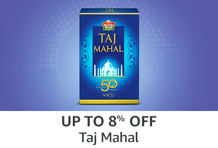 Up to 8% off: Taj Mahal