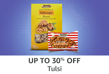 Up to 30% off: Tulsi