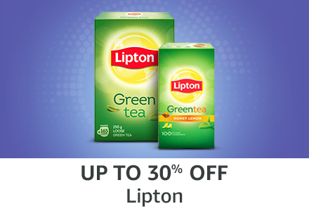 Up to 30% off: Lipton