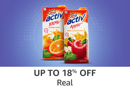 Up to 18% off: Real