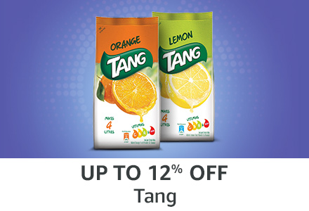 Up to 12% off: Tang