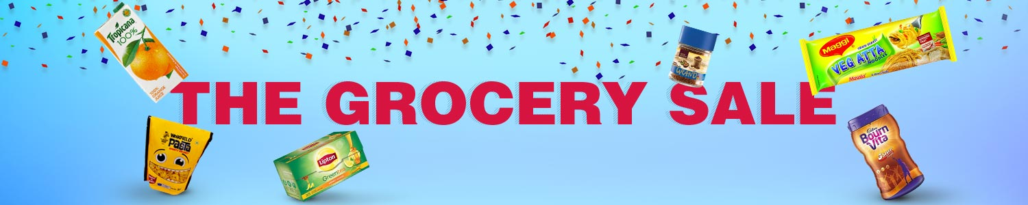 The Grocery Sale